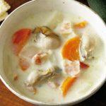 きょうの料理ビギナーズ 「冬のごちそう かきのチャウダー」のレシピ【1月9日NHKEテレ】
