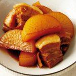 きょうの料理ビギナーズ 「フライパンで塊肉を 豚バラ大根」のレシピ【2月4日NHKEテレ】
