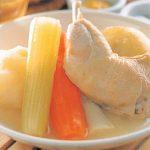 きょうの料理ビギナーズ 「骨付き肉のうまみたっぷり 鶏肉のポトフ」のレシピ【2月11日NHKEテレ】