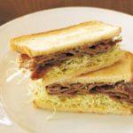 きょうの料理 ケンタロウ しょうが焼きサンドのレシピ【3月28日NHKEテレ】