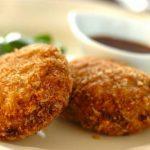 きょうの料理 舘野鏡子 春キャベツのポーク焼きメンチのレシピ【3月5日NHKEテレ】