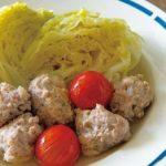 きょうの料理 飛田和緒 春キャベツと鶏だんごのスープ煮のレシピ【3月3日NHKEテレ】