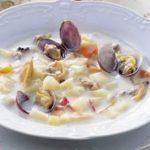 きょうの料理ビギナーズ 「春の魚介で 和の汁物」のレシピ【3月5日NHKEテレ】